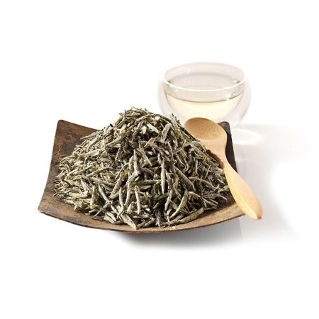 Organic Silver Needle White Tea - Teavana Silver Needle Loose-Leaf White Tea (2oz Bag) 2oz Bag