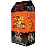 Royal Oak Enterprises, 198-210-229 6.7Lb Can Minit Light Charcoal