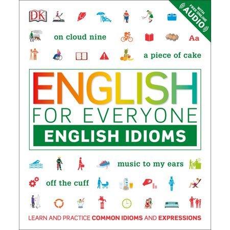 English for Everyone: English Idioms](Halloween Idioms For Kids)