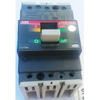 ABB SACE T1N 100 22KAIC 100A 3P 600V bolt on circuit breaker