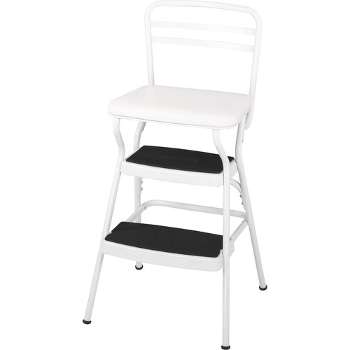 Cosco Home And Office Retro 24 Bar Stool Walmart Com