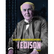 Scientists and Their Discoveries: Thomas Edison (Hardcover)
