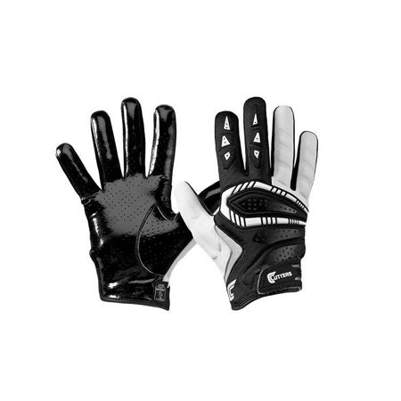 Cutters The Gamer Adult Football Gloves ( S650-A )