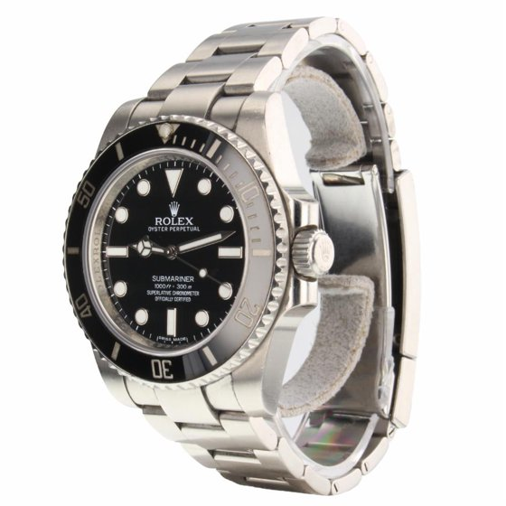 f29e5c27975 Rolex - Rolex Submariner 114060 Steel Watch (Certified Authentic ...