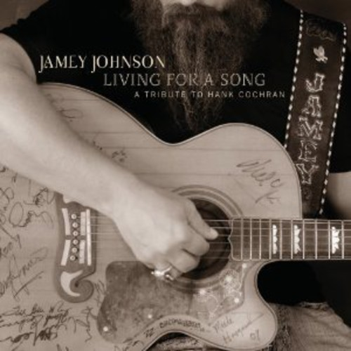 Jamey Johnson - Living for a Song: Tribute to Hank Cochran - CD - Walmart.com