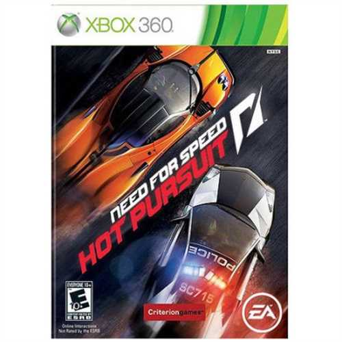 Need For Speed: Hot Pursuit (Xbox 360) - Pre-Owned