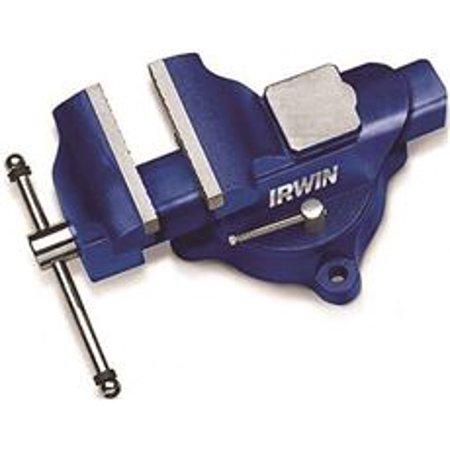 Irwin Heavy-Duty Workshop Vise 4 (Professional Workshop Vise)