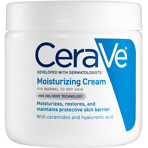 CeraVe Moisturizing Cream, 16 oz by CeraVe SkinCare