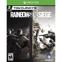 Tom Clancy's Rainbow Six Siege Day 1 Edition, Ubisoft, Xbox One, 887256301415