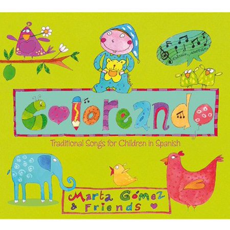 Spanish Halloween Song (Coloreando: Traditional Songs for Children in)