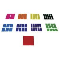 School Smart Fraction Squares