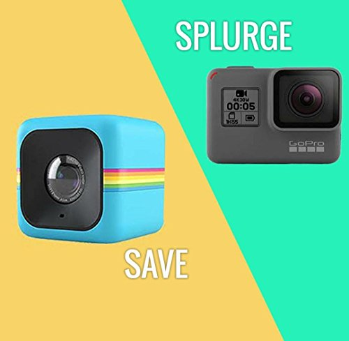 Polaroid Cube Act II – HD 1080p Mountable Weather-Resistant Lifestyle Action Video Camera & 6MP Still Camera w/ Image Stabilization, Sound Recording, Low Light Capability & Other Updated Features - image 6 de 6