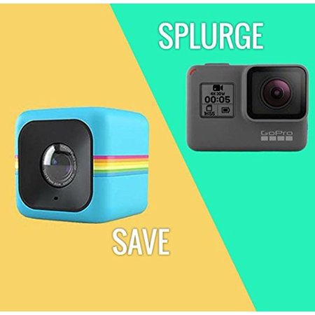 Polaroid Cube Act II – HD 1080p Mountable Weather-Resistant Lifestyle Action Video Camera & 6MP Still Camera w/ Image Stabilization, Sound Recording, Low Light Capability & Other Updated Features - image 5 of 6