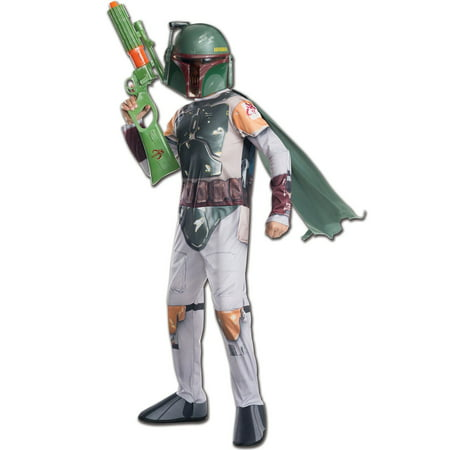 Boba Fett Costume for Kids](Gambit Costume For Sale)