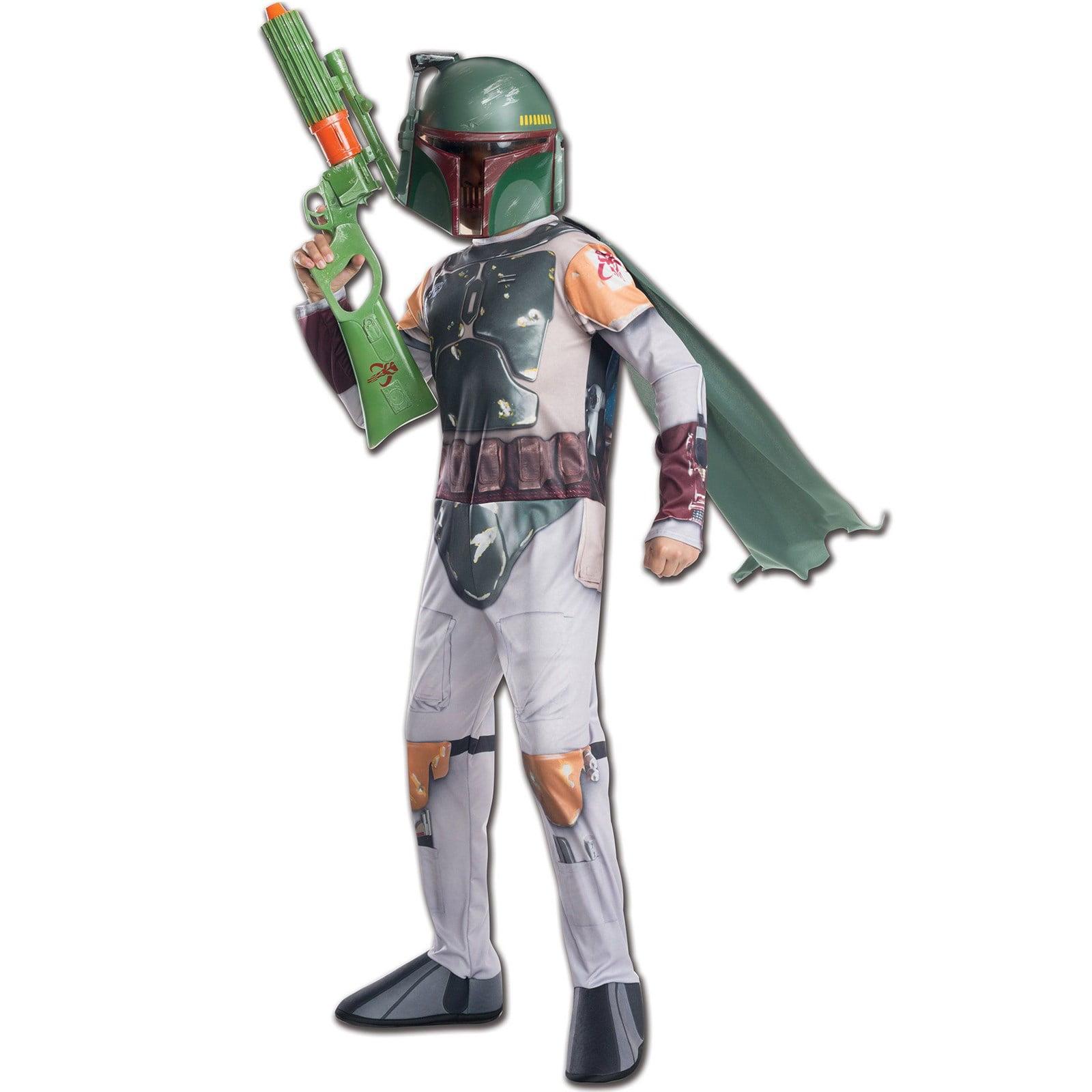 Boba Fett Costume for Kids