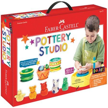 Do Art Pottery Studio Kit- - Pottery Kit