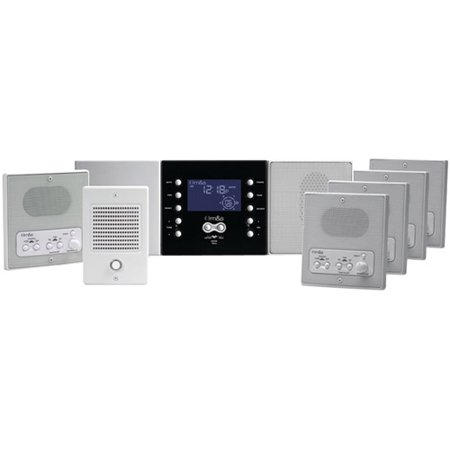 M Systems Indoor Intercom and Sound Starter Pack