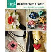 Taunton Press, Crocheted Hearts & Flowers