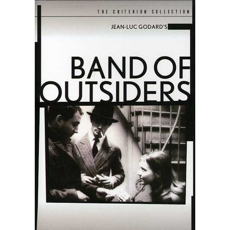 Band of Outsiders (Criterion Collection) (DVD)