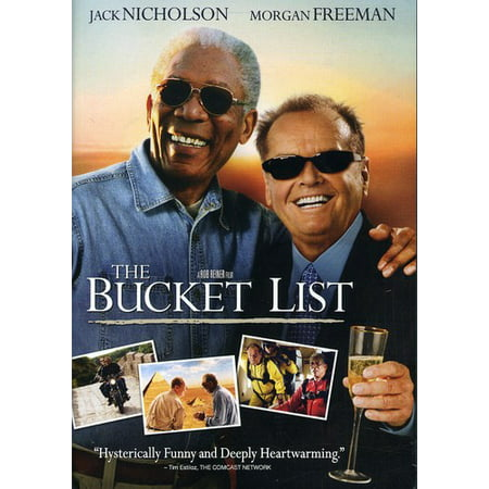 The Bucket List (DVD) - Halloween Movies For Families List