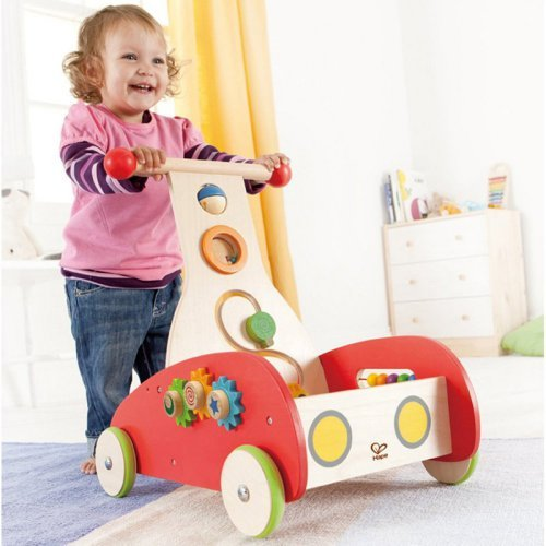 Hape Wonder Walker Multi-Colored