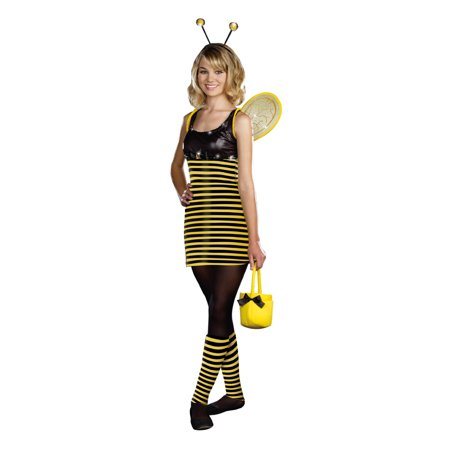 Dreamgirl Teen Tween Girls Bumblebee Bumble Bee Halloween - Best Halloween Movies For Tweens