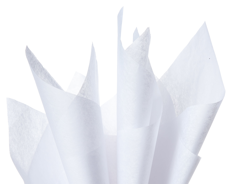 white tissue paper dollar tree