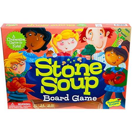 - Peaceable Kingdom Stone Soup