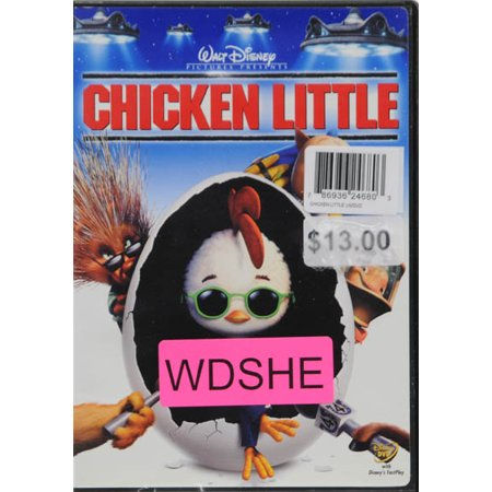 Best Chicken Little (DVD) deal
