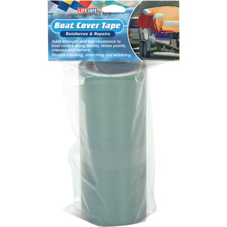 Life Safe Boat Cover Reinforcement and Repair Tape 8-3/4