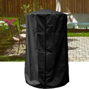 OTVIAP Garden Heater Cover,Patio Heater Cover Courtyard Fireplace Waterproof UV Resistant Anti-dust Cover , Courtyard Waterproof Heater Cover
