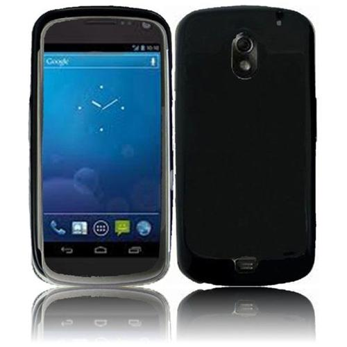 INSTEN For Samsung i515 Galaxy Nexus CDMA Prime TPU Gel Skin Cover Case - Black