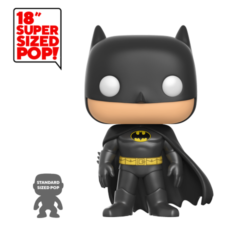 Funko POP! Heroes: DC - 18u0022 Batman