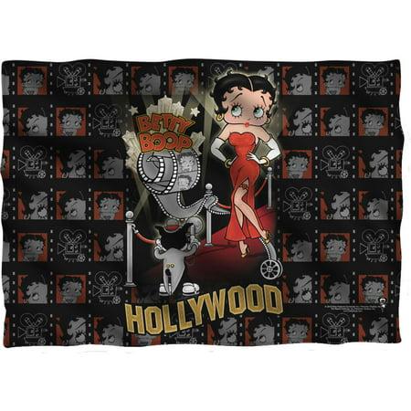 Betty Boop Pillowcase