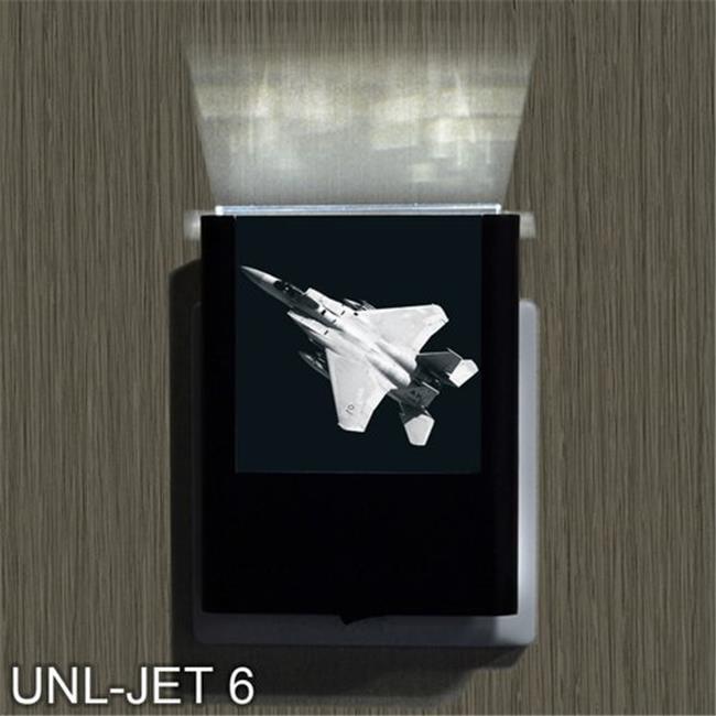 Uniqia UNLG0318 Night Light - Jet 6 Laser
