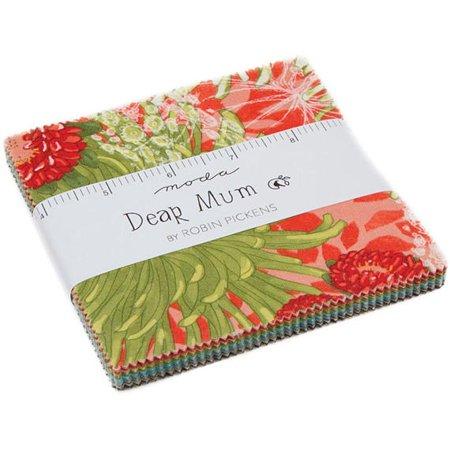 Dear Mum Moda Charm Pack by Robin Pickens; 42 - 5