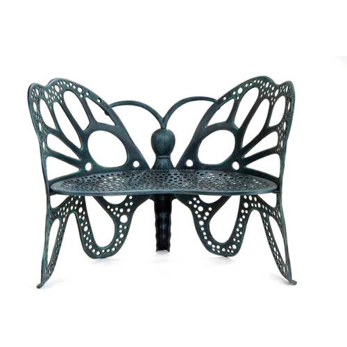 Butterfly Bench, Antique