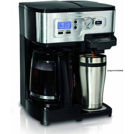 Refurbished Hamilton Beach 2 Way FlexBrew Coffee Maker Model # R1023