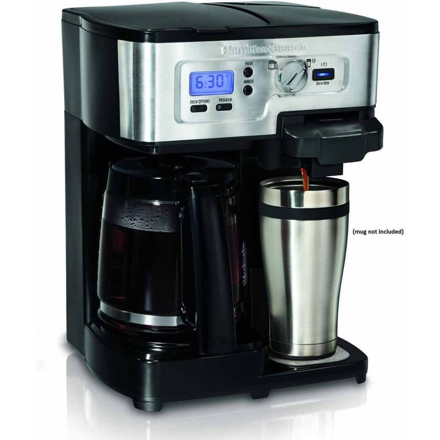 Refurbished Hamilton Beach 2 Way Flexbrew Coffee Maker Model