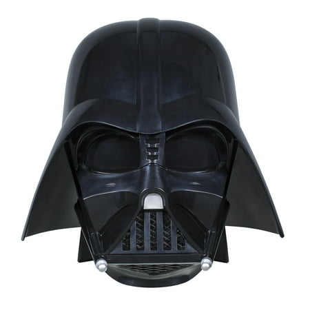 Star wars the black series darth vader premium electronic helmet for $<!---->