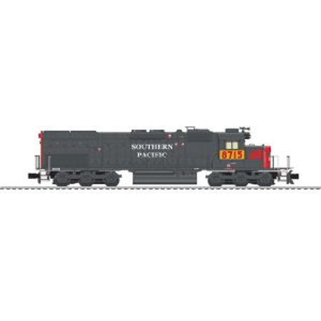 O BTO SD40T-2 Diesel UP #8715/LCS w/Bluetooth -  Lionel