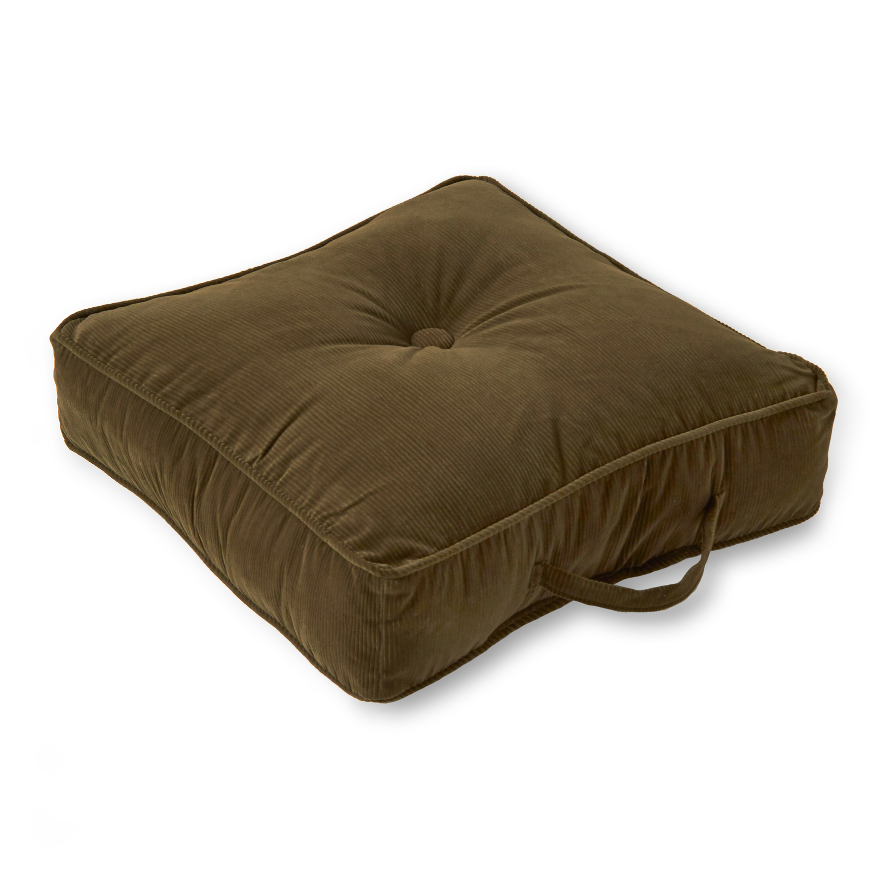 Omaha Microfiber 20 in. Square Floor Pillow