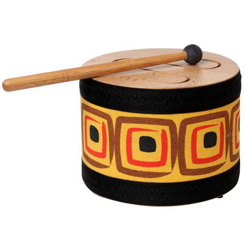 Hohner Kids HO825 Wood Tone/Slit Drum