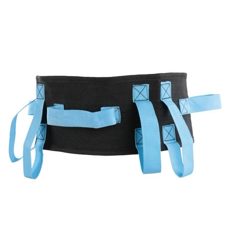 HERCHR Gait Belt Transfer & Walking Moving Tool with Hand Grips Quick-Release Buckle Patient Safety, Hand Grip Strap, Gait (Best Moving Away Gifts)