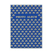 "Pioneer Flexible Cover Series Bound Photo Album, Designer Color Covers, Holds 24 5x7"" Photos, 1 Per Page. Color: Red"