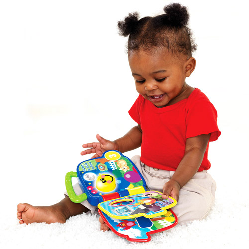 Baby Einstein - Touch and Explore Discovery Book