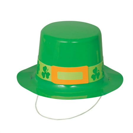 Mini St. Patrick's Day Top Hats, 4ct