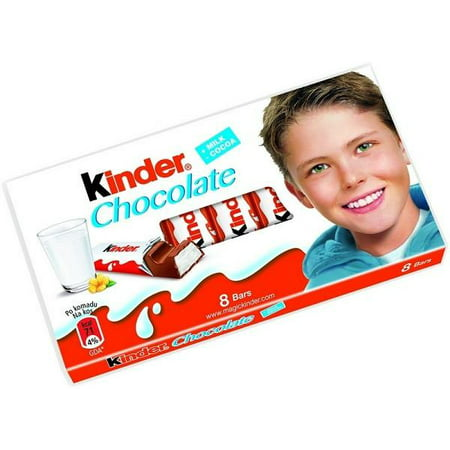 Kinder Chocolate, 100g (Por Kinder)