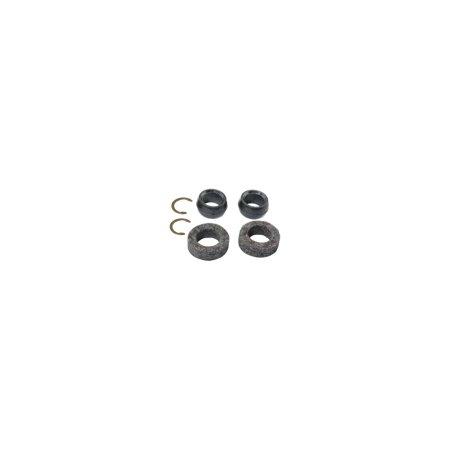 MACs Auto Parts Premier  Products 42-33336 Clutch Equalizer Bar Repair Kit - 6 Pieces - 390, 427, 428 & 429 V8