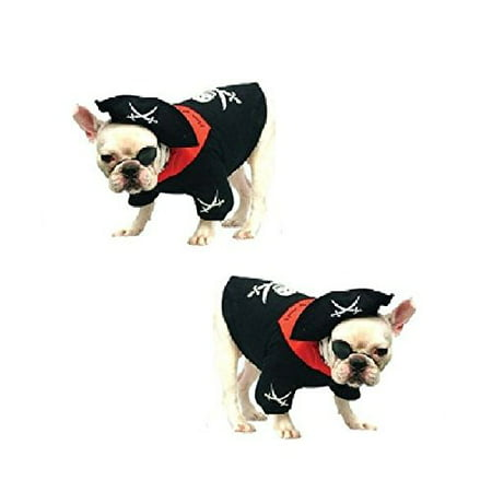 Dog Costume - BOY PIRATE COSTUMES - Dress Your Dogs As Pirates(Size 3) - Buy Dog Costume